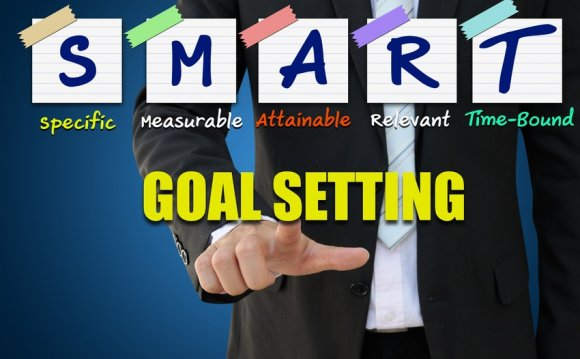 5 SMART Goals For Business