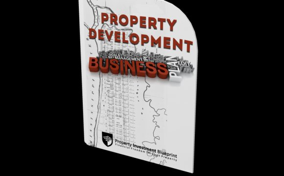 Property Development Business plan template