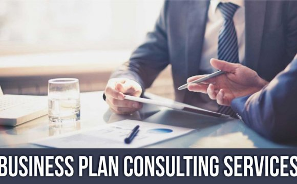 Business plan Consulting Services