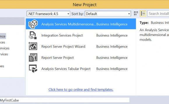 Business Intelligence Development Studio Tutorial