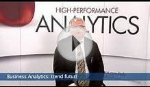 Business Analytics: trend futuri