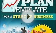 Business Investment Book Summary: Business Plan Template