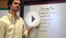 Business Planning : How to Write a Business Plan