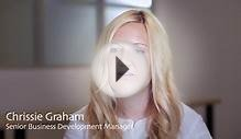 Chrissie Graham – Senior Business Development Manager