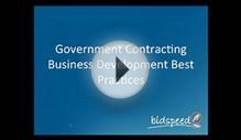 Feb 13 - Federal Business Development using Bidspeed