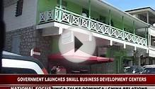 GIS Dominica Special Report: Small Business Development