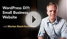 How to Make a Small Business Website with WordPress - 2015
