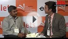 WES 2013 Interview Ganesh S, Business Development Manager